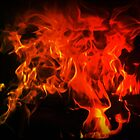Fire In My Blood by thed4rkestrose