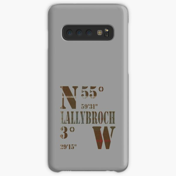 Lallybroch Samsung Galaxy Snap Case