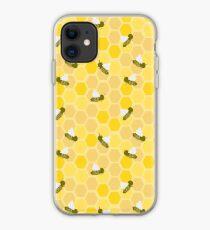 Honeybees iPhone Case
