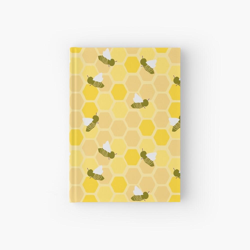 Honeybees Hardcover Journal