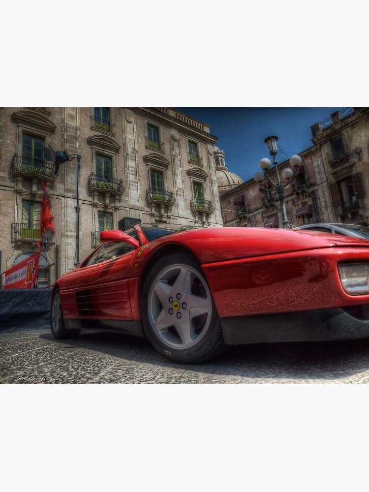 Ferrari Testarossa by rapis60