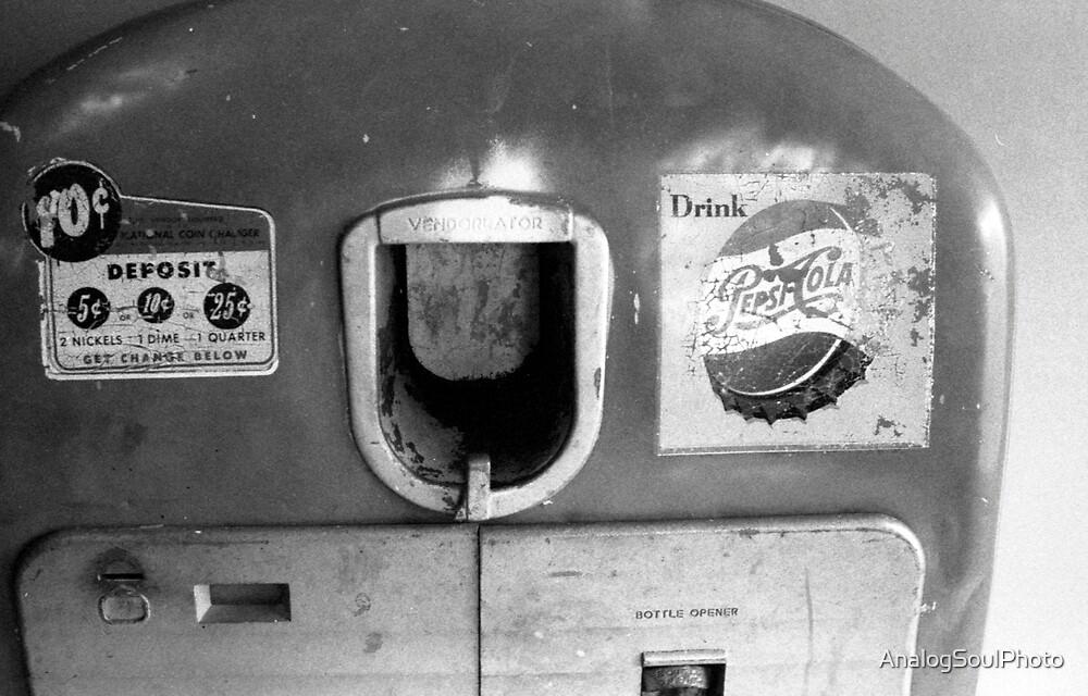 Pepsi, anyone?   by AnalogSoulPhoto