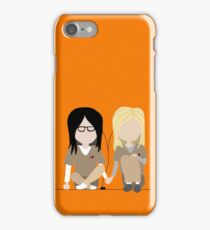 I Heart You - Alex and Piper Stylized Print iPhone Case/Skin