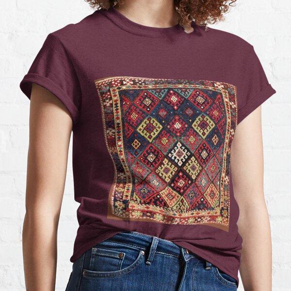 Jaff Kurdish West Persian Bag Print Classic T-Shirt