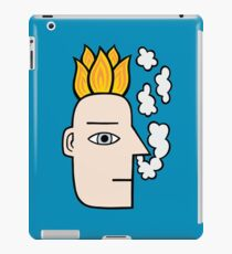 Feeling the heat iPad Case/Skin
