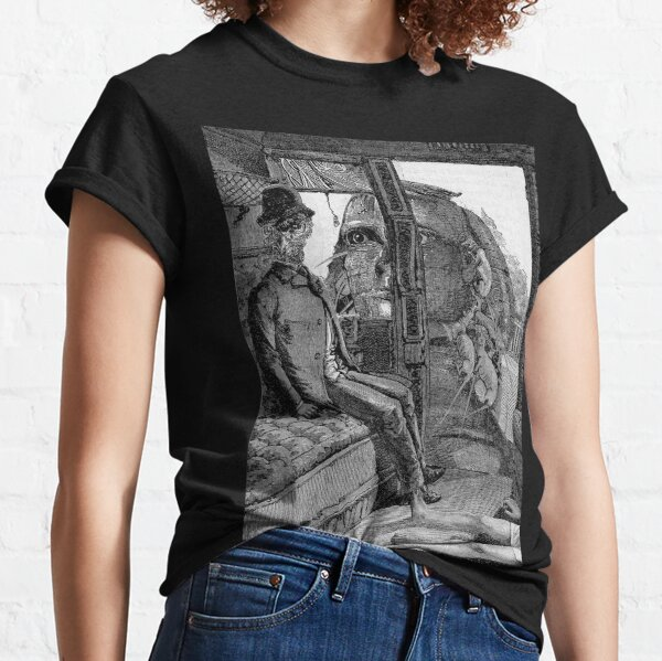 A Week of Kindness - Bird Man and Sphinx,  Max Ernst Classic T-Shirt
