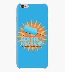 Vinilo o funda para iPhone Helado de sal marina