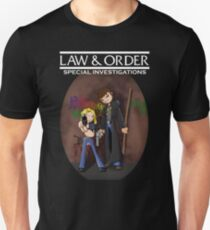Dresden Files: Special Investigations T-Shirt