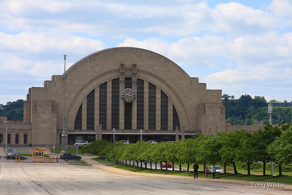 Cincinati Museum Center - Union Terminal by Tony Wilder