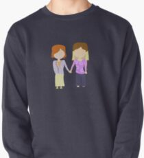 You're My Always - Willow & Tara Stylized Print Pullover