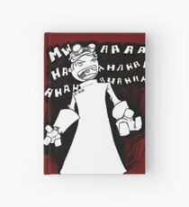 Doctor Horrible - Non Transparent Evil Laugh Hardcover Journal