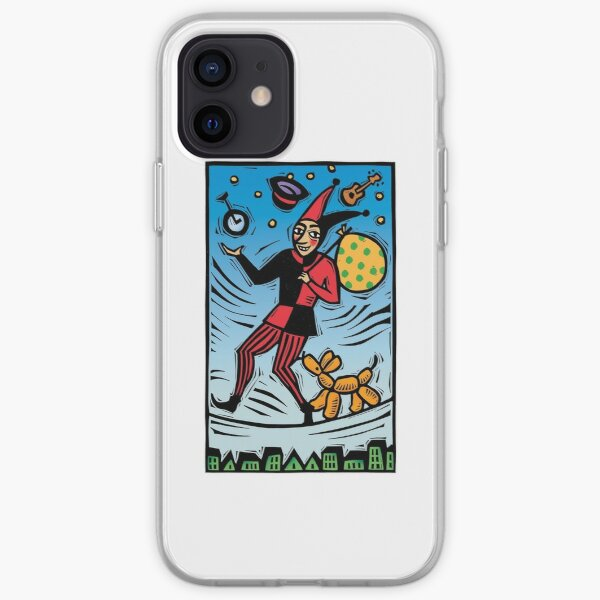 Jester iPhone Soft Case