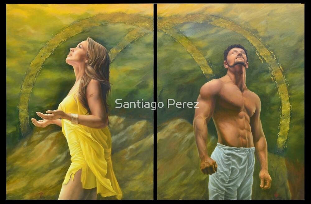 La Trinidad by Santiago Perez
