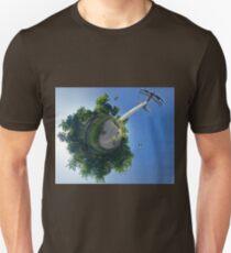 Earth Sculptures at Floriade 2012 Unisex T-Shirt