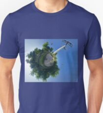 Earth Sculptures at Floriade 2012 Unisex T-Shirt
