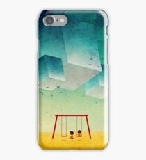 They're Coming (The Cubes) iPhone Case/Skin