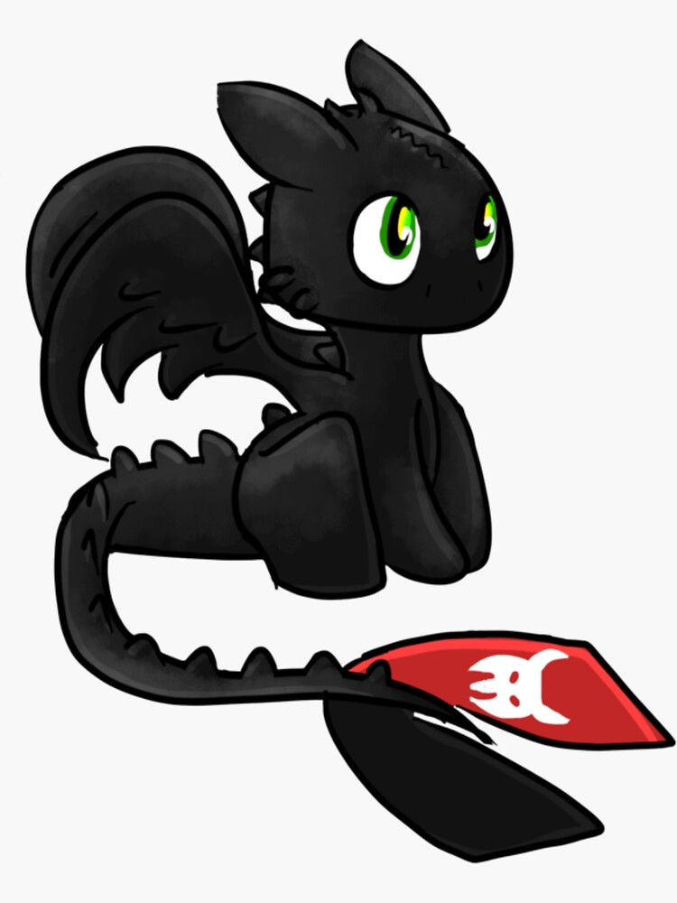 Toothless How To Train Your Dragon by Ripoff-Randy