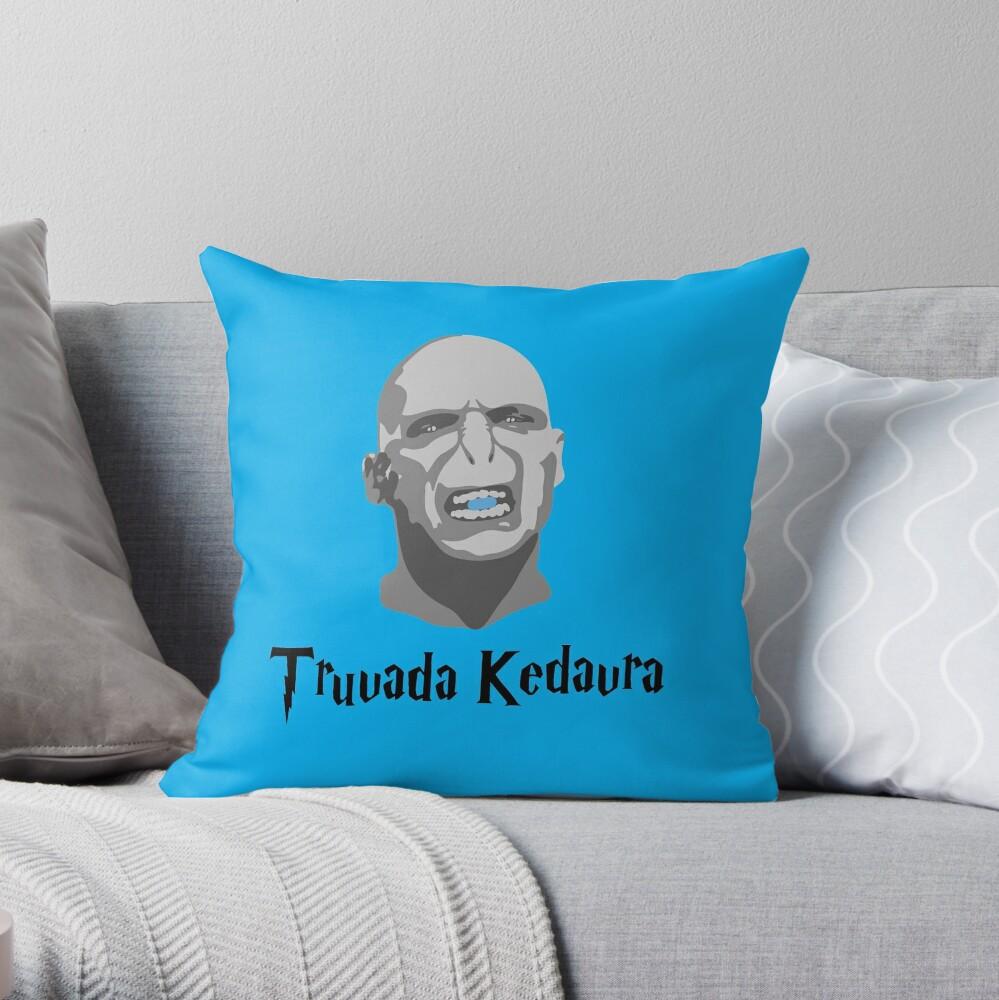 Truvada Kedavra Throw Pillow