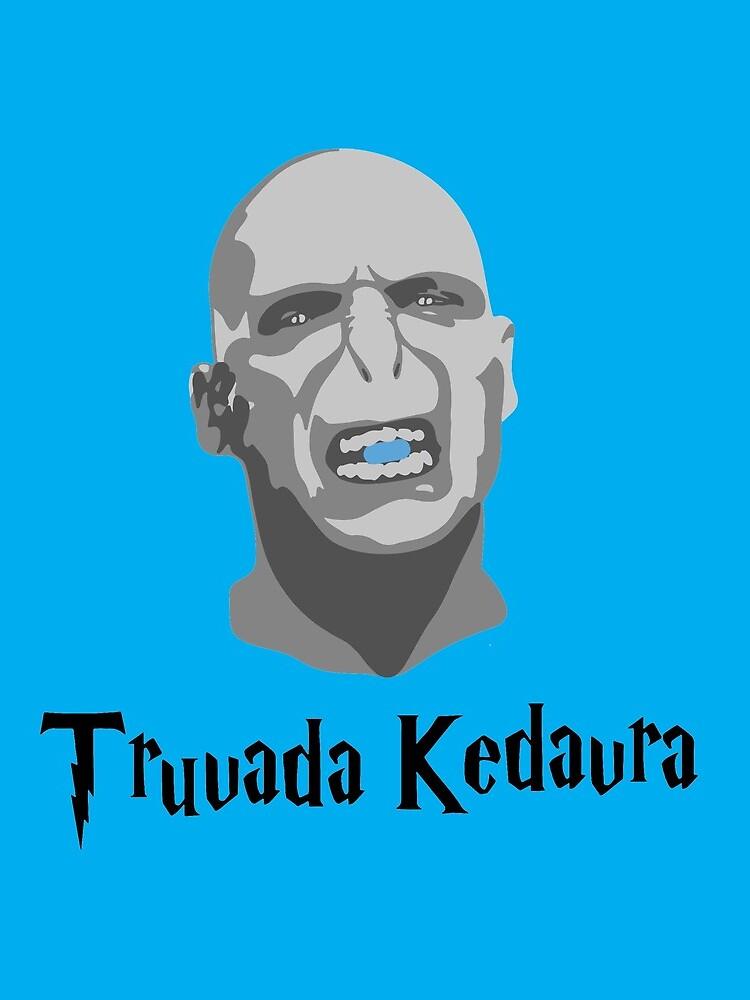 Truvada Kedavra by pan-australia
