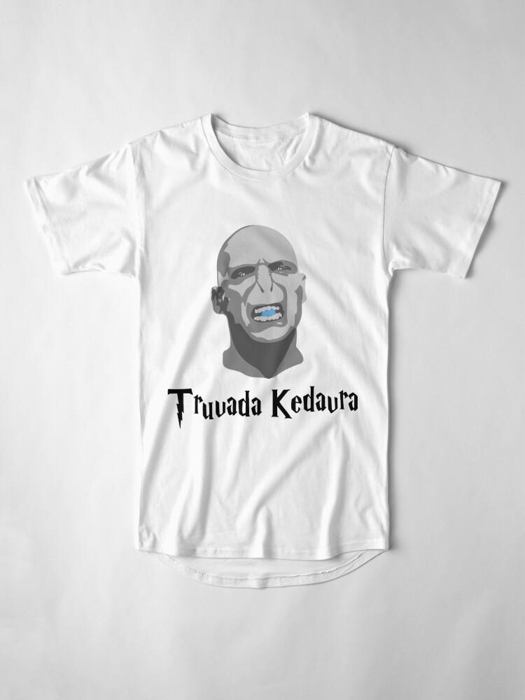 Alternate view of Truvada Kedavra Long T-Shirt