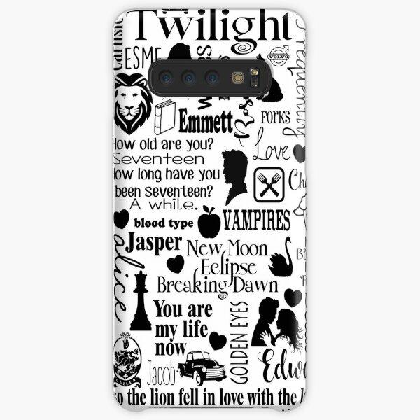 Twilight Themed Sub Way Art Graphic Samsung Galaxy Snap Case