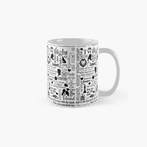 Twilight Themed Sub Way Art Graphic Classic Mug