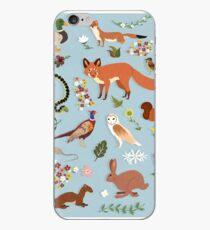 Wildtiere des Vereinigten Königreichs iPhone-Hülle & Cover