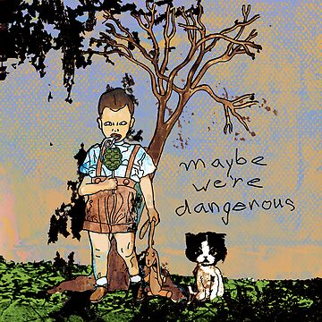 Maybe We're Dangerous by shockschism