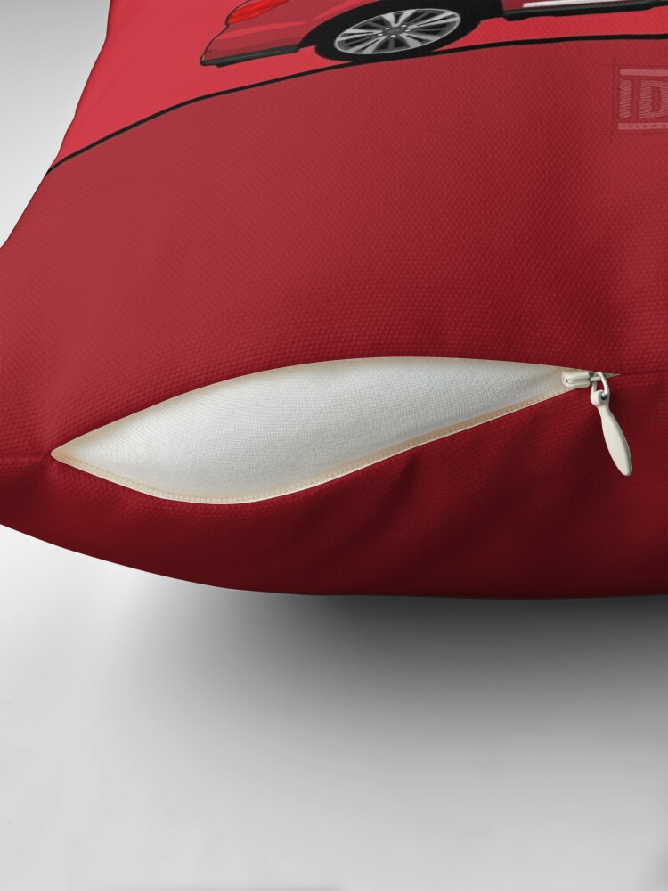 Alternate view of Visit idrewyourcar.com to find hundreds of car profiles! Throw Pillow