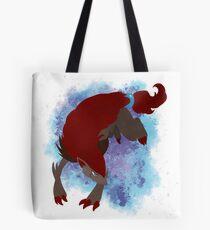 Leaping Zoroark Tote Bag