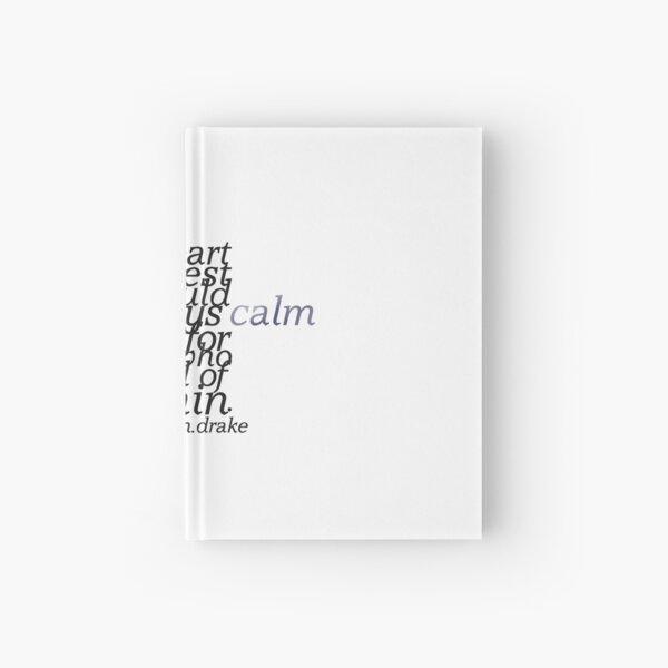 a little rain Hardcover Journal