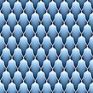 Blue Sky Scallops by Eric Pauker