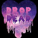 Pastel Goth Drop Dead by HomicidalHugz