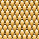 Gold Scallops by Eric Pauker