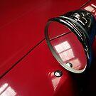 Car mirror* by JuliaPaa