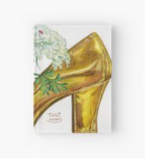 Pika-Shoe: Picky Pika with Plant Parasol & Posh Pad Hardcover Journal