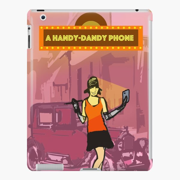 Handy-dandy smartphone  iPad Snap Case