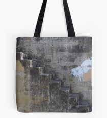 Concrete Stair Tote Bag