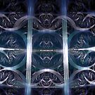 Ice Crystal Fractal by 319media
