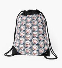 time lord Drawstring Bag