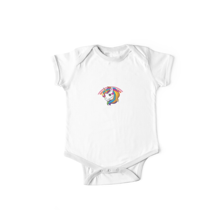 Unicorns Are Born In February Shirt Birthday Month Gift Tee von haselshirt