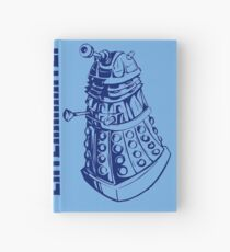 EXTERMINATE! (With Caption) Hardcover Journal