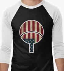 Uchiha Sasuke  Men's Baseball ¾ T-Shirt