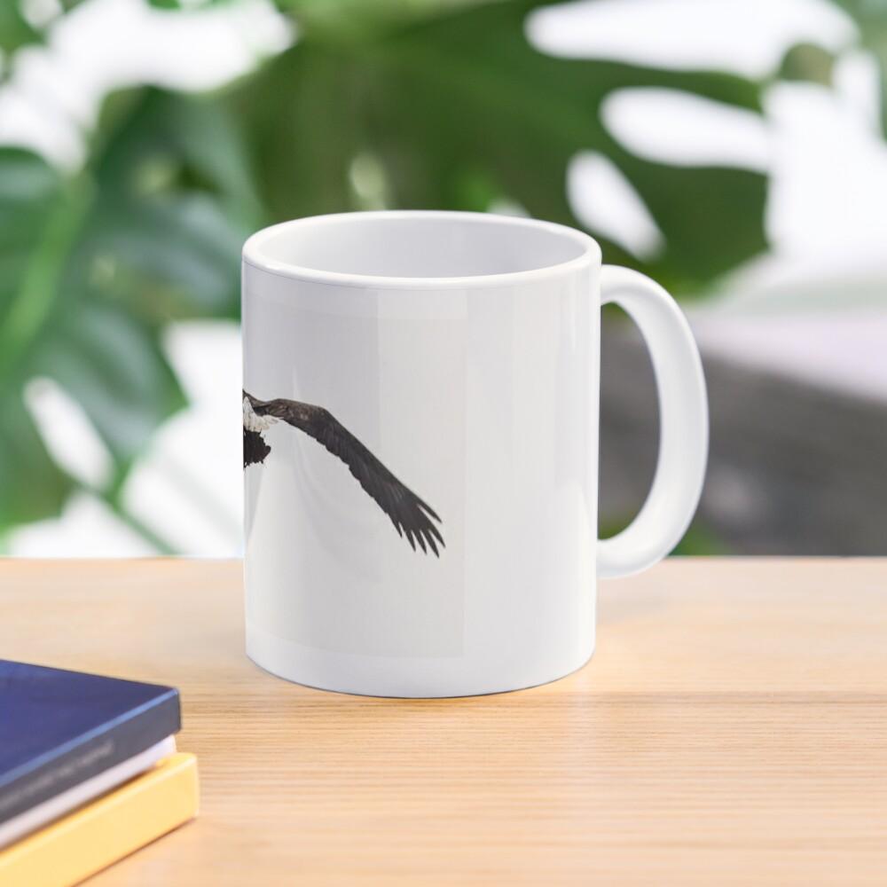 Eagle with Dinner Mug