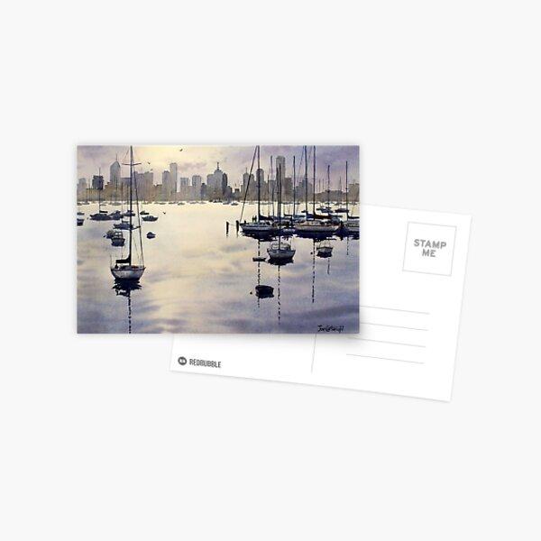Williamstown Sunrise, Melbourne Postcard