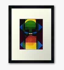 Etude: Homage to Philip Glass Framed Print
