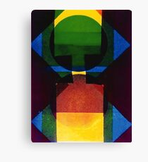 Etude: Homage to Philip Glass Canvas Print