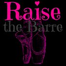 Raise the Barre Ballet Toe Shoes  by EvePenman