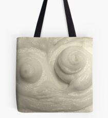 Mashed Potato Monster Tote Bag