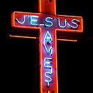 Jesus Saves by MeBoRe